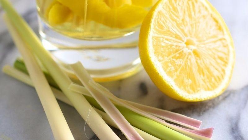 Sả chanh sử dụng trong ẩm thực