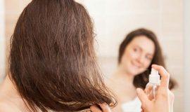 Sử dụng dầu gội khô có làm hại tóc không?